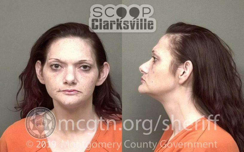 AMBER LEIGH  CAUSEY (MCSO)