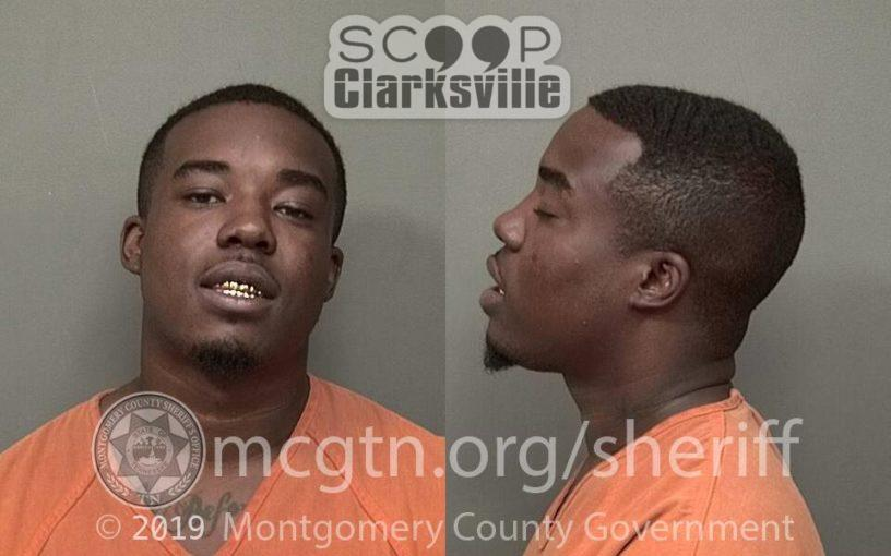 ANDRE LAMONT  NEWSOME (MCSO)