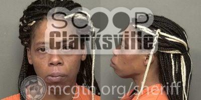 QUNESHIA NICOLE  WILLIAMS (MCSO)