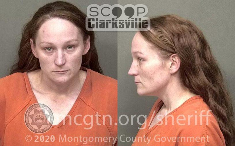 AMBER NICOLE  MAYFIELD (MCSO)