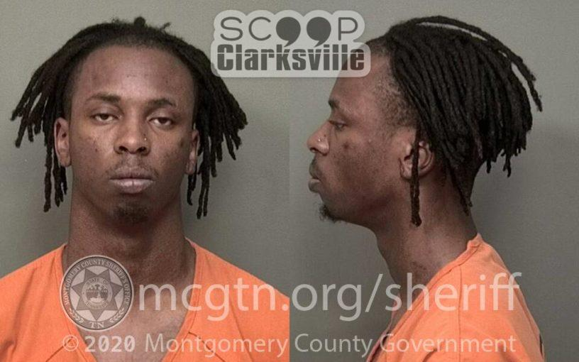 JARDELL FREEMOND  BROWN (MCSO)