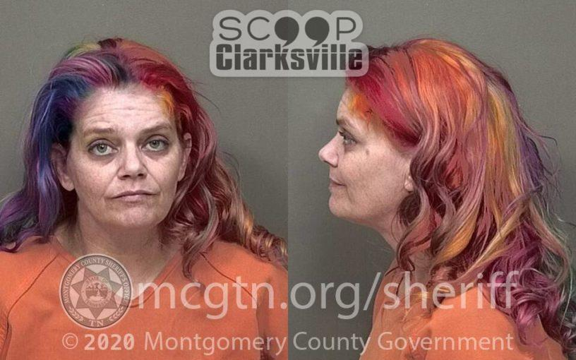 SHERRY LEE  CURRIER (MCSO)