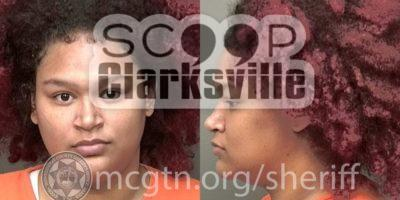 CHASITY NICOLE  WILLIAMS (MCSO)