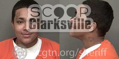 SHARONIECE SHERRELL CHARAE HUNTER (MCSO)