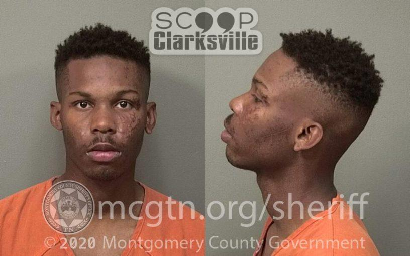 JAVONTE DEMARCUS  CREECH (MCSO)