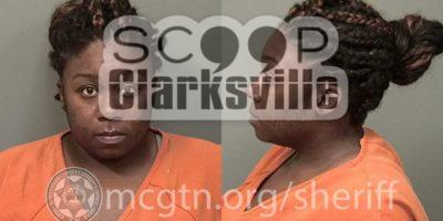 ESSENCE DVONNE  BROWN (MCSO)