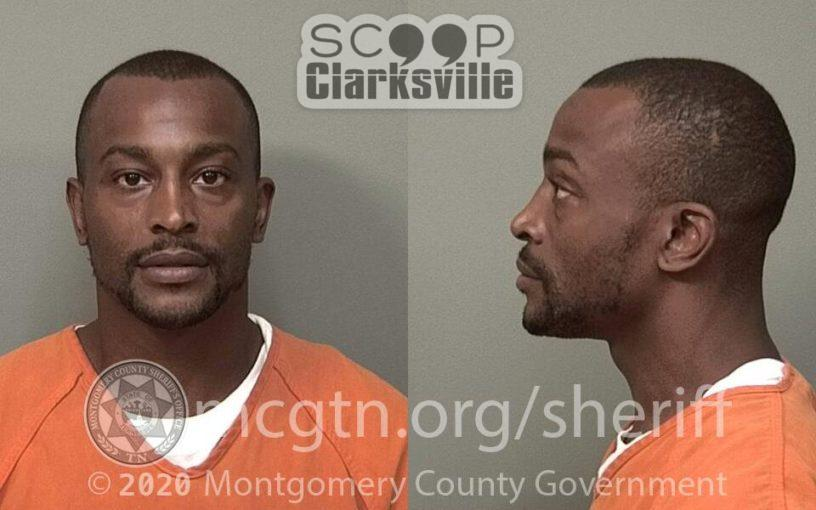 ANDRE MAURICE  CLAYBROOKS (MCSO)