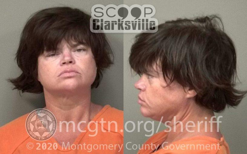 TRACEY GAYLE  CARVER (MCSO)