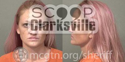 CHRISTA DANIELLE  BLACKBURN (MCSO)