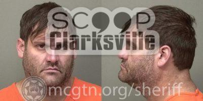 SPENCER CLIFF  ROBINSON (MCSO)