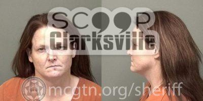 PEGGY JEANETTE  COLLISTER (MCSO)