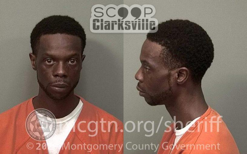 DEMARCUS DONTAE  BROWN (MCSO)