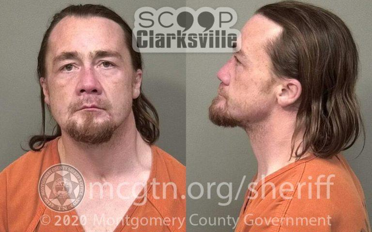TREVOR CLIBURN BOOKED ON CHARGES INCLUDING: TRESPASS ...